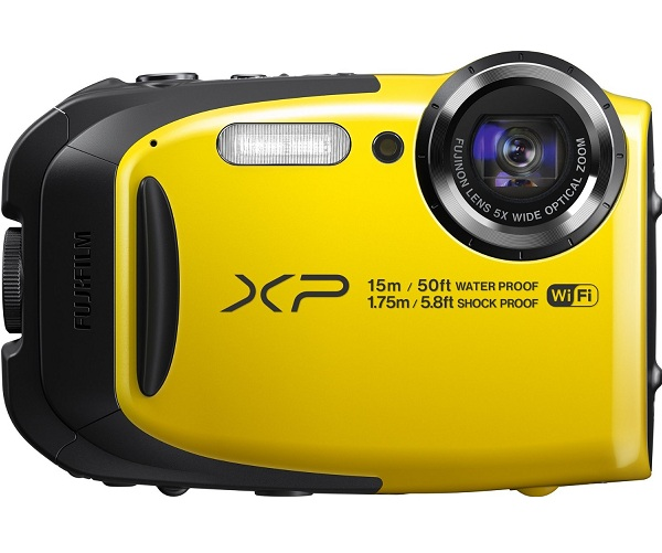 4. Fujifilm FinePix XP80 Waterproof Digital Camera