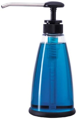 4. Prepworks by Progressive Acrylic Soap Dispenser