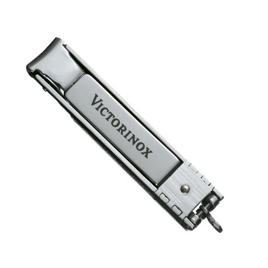 4. Swiss Army Victorinox Nail Clippers