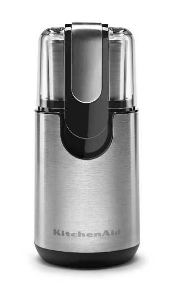 5. KitchenAid BCG111OB Blade Coffee Grinder