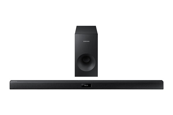 5. Samsung HW-J355 Wireless Audio Sound Bar