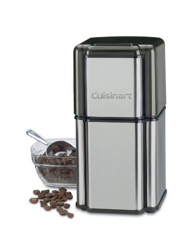 7. Cuisinart DCG-12BC Grind Central Coffee Grinder