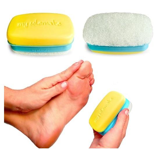 7. Pumice Stone & Soap Callus Remover