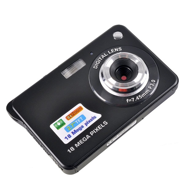8. PowerLead Pcam PDC001 Mini Digital Camera
