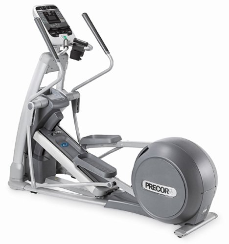 8. Precor EFX 576i Elliptical Fitness Crosstrainer