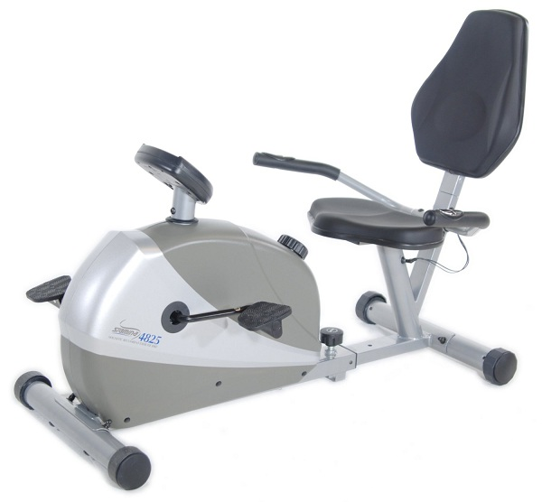 8. Stamina 4825 Magnetic Recumbent Exercise Bike