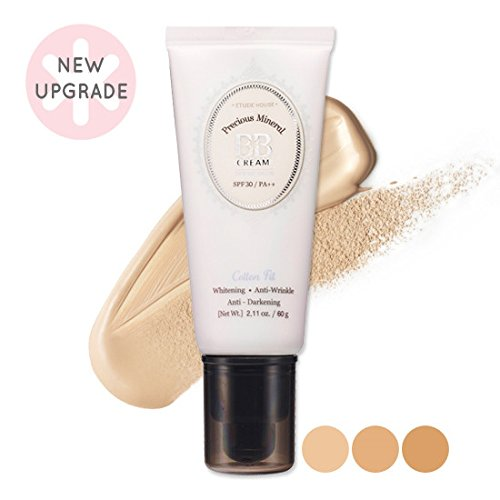 9. Etude House Precious Mineral BB Cream Cotton Fit