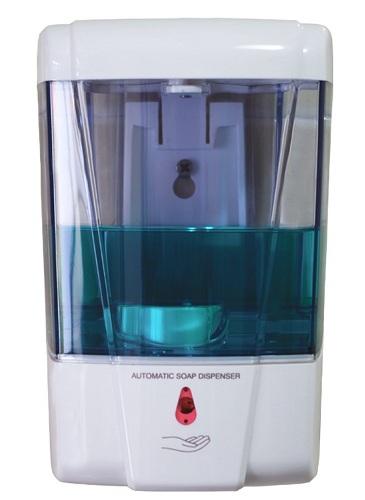 9. Naiver Wall-Mount Sensor Soap Pump