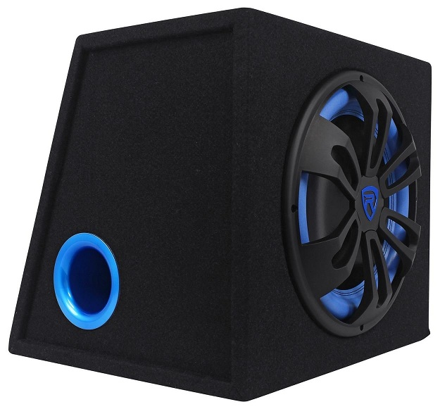 9. Rockville RVB12.1A Car Powered Subwoofer