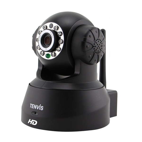 9. TENVIS JPT3815W-HD Wireless Security Camera