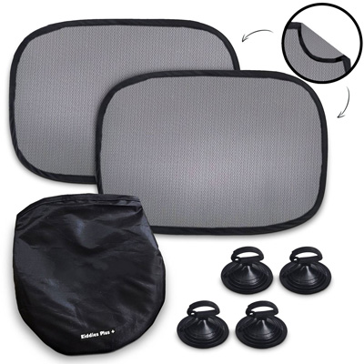 Car-Sun-Shade-(2-Pack)-with-static-cling