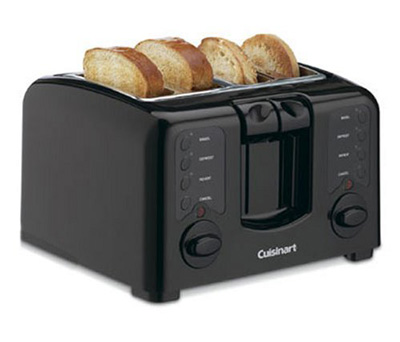 Cuisinart-CPT-140BK-Electronic-Cool-Touch-4-Slice-Toaster