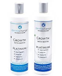 DermaChange Hair Growth Shampoo and Conditioner Set