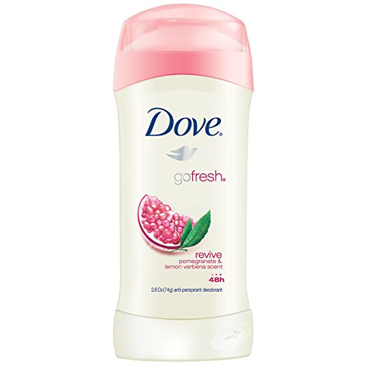 6. Dove Go Fresh Revive Antiperspirant and Deodorant