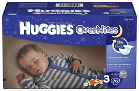 Huggies-OverNites-Diapers