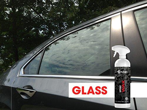 JoyRide Spray Car Wax - Best Detailing Spray for Black Cars for Maximum Shine & UV Protection