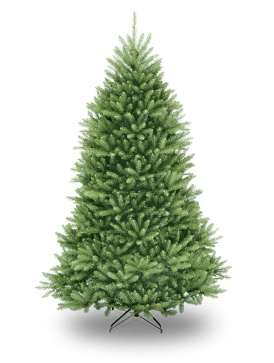 National-Tree-7.5'-Dunhill-Fir-Tree-Hinged