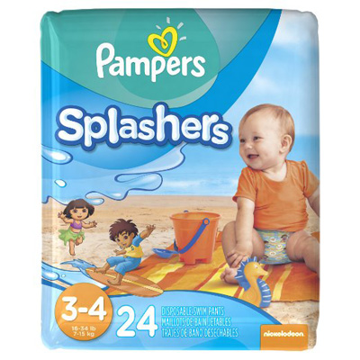 Pampers-Splashers-Diapers