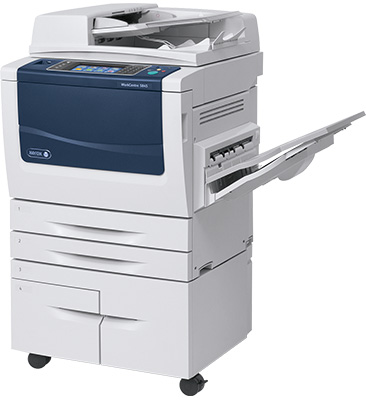 WorkCentre 5855 Digital Copier Printer