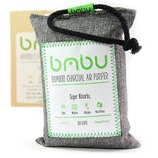 bmbu 300g Bamboo Charcoal Air Purifier Bag