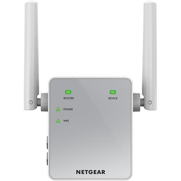 1. NETGEAR AC750 WiFi Range Extender