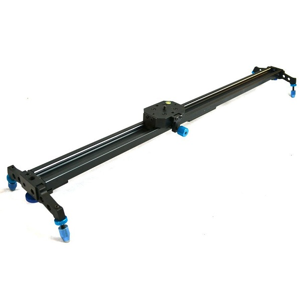 1. StudioFX Ball Bearing Pro DSLR Camera Slider Dolly Track Video Stabilizer