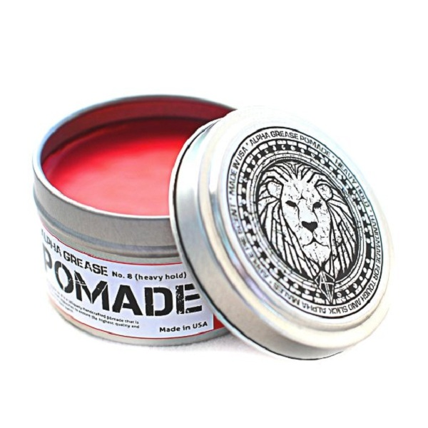 10. Alpha Grease Hair Pomade