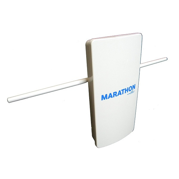 10. Marathon HDTV Long Distance Amplified IndoorOutdoor Digital TV Antenna