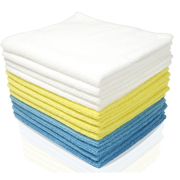 10. Royal Microfiber Cleaning Cloth Set