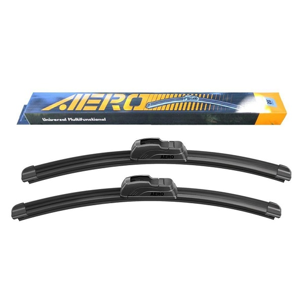 2. AERO Premium All-Season Frameless Windshield Wiper Blades