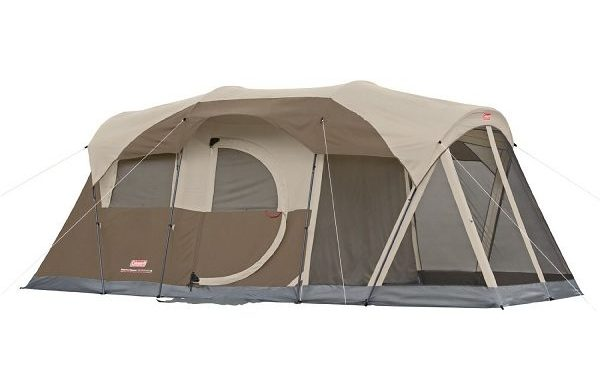 2. Coleman WeatherMaster 6-Person Screened Tent