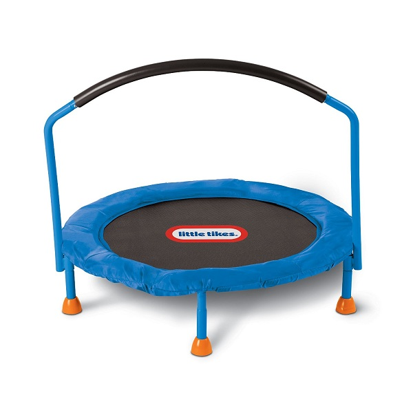 2. Little Tikes Trampoline