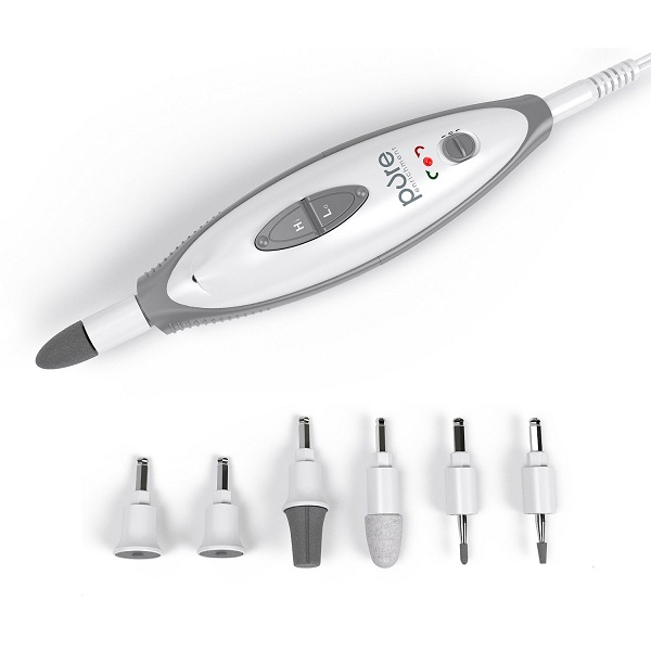 2. PureNails Professional Manicure & Pedicure System