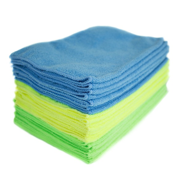 2. Zwipes Microfiber Cleaning Cloths
