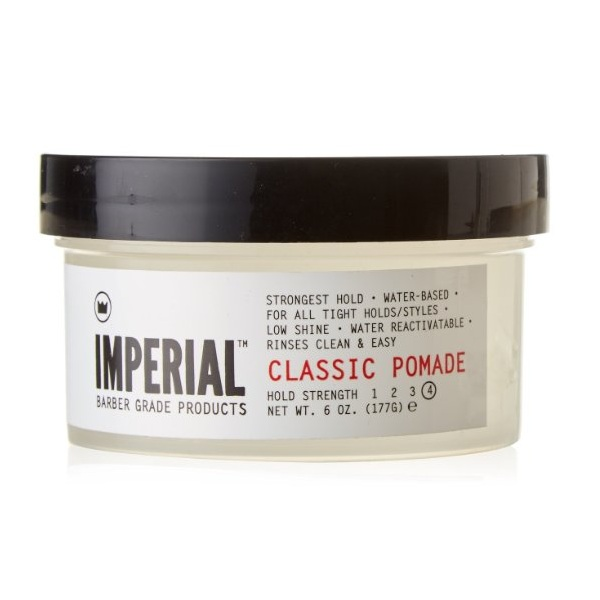 3. Imperial Classic Pomade