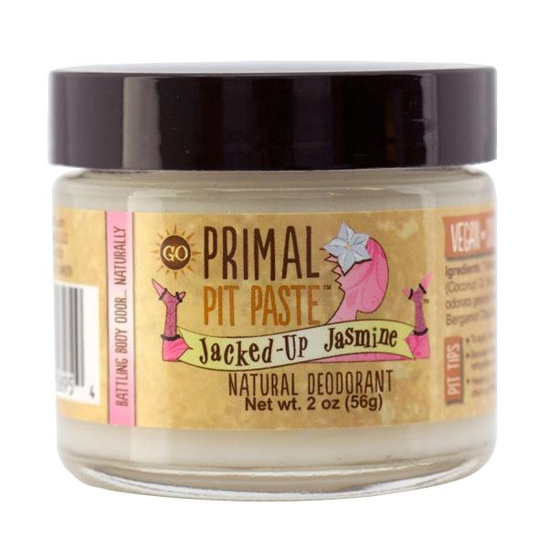 3. Primal Pit Paste Natural Deodorant