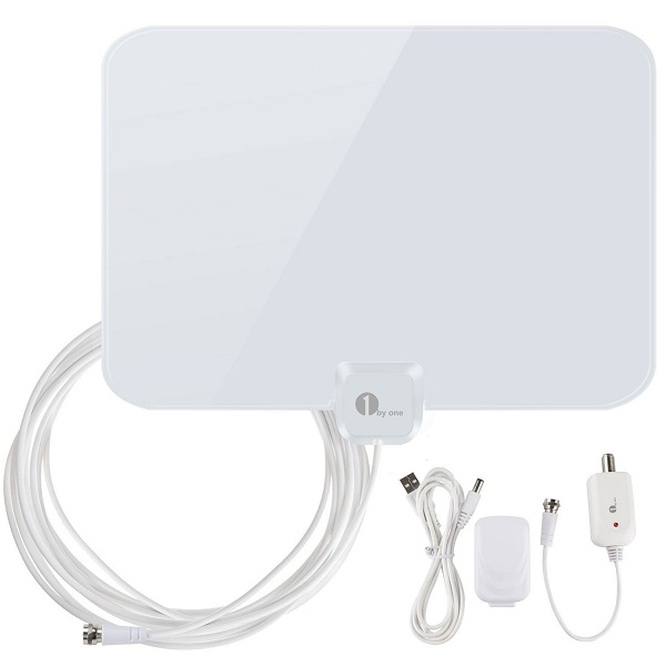 4. 1byone Amplified HDTV Antenna