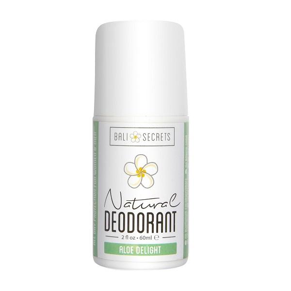 5. Bali Secrets Natural Deodorant