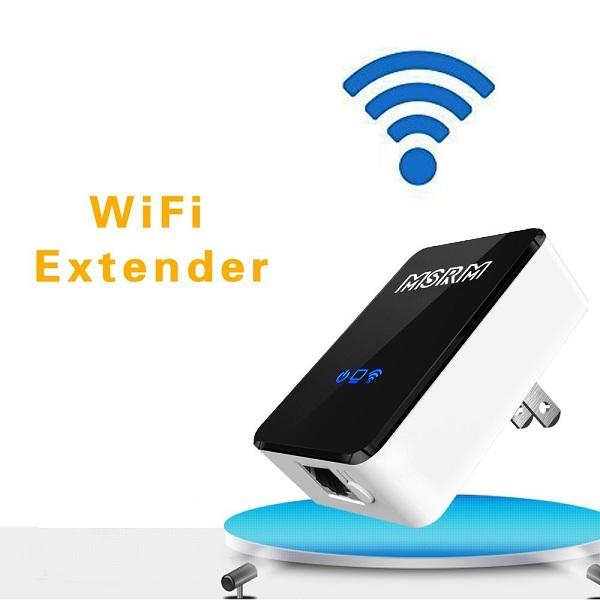 6. MSRM US300 Wireless-N WiFi Range Extender