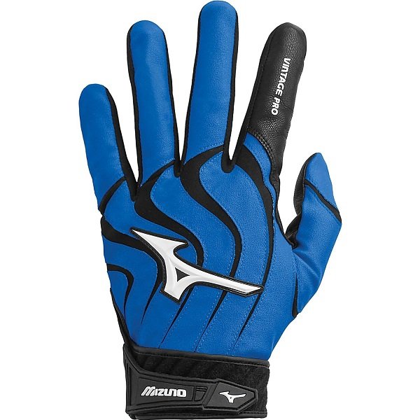 6. Mizuno Youth Vintage Pro G4 Batting Gloves