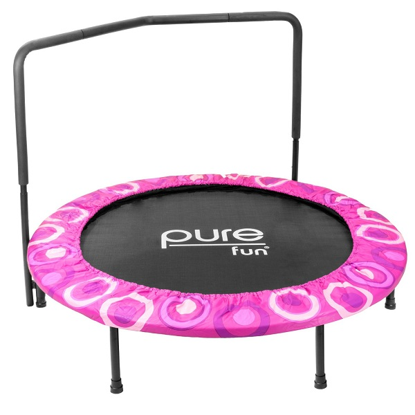 6. Pure Fun Kids Super Jumper Trampoline