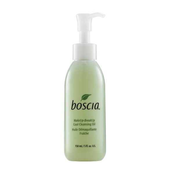 7. Boscia Makeup-Breakup Cool Cleansing Oil