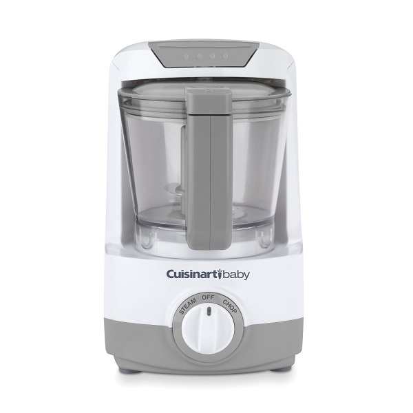 7. Conair Cuisinart BFM-1000 Baby Food Maker and Bottle Warmer