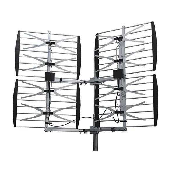 7. Xtreme Signal HDB8X-NI 8-Bay VHF UHF HDTV Bowtie Antenna