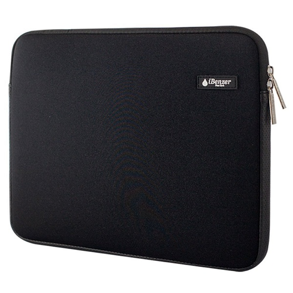 7. iBenzer Deluxe Laptop Sleeve Bag