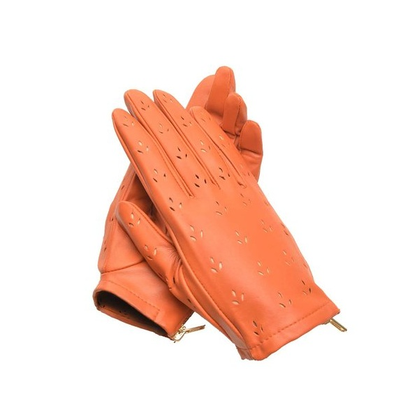 8. YISEVEN Women's Genuine Leather Full-Finger Driving Gloves