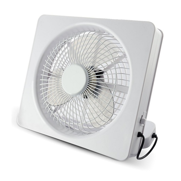 9. ETONG Portable USB 6-inch Desktop Fan