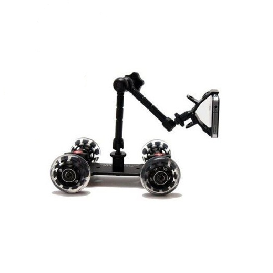 9. Kamerar Pico Flex Camera Dolly Slider