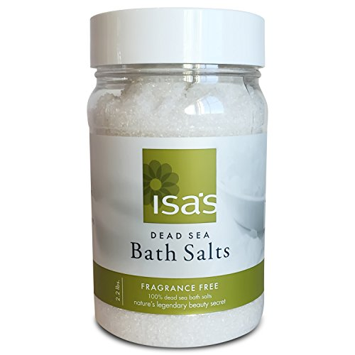 9. Soothing Dead Sea Salt - Best in Baths for Muscle & Joint Relief, Professional Grade