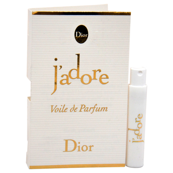 2 Christian Dior J'adore Eau de Parfum Spray for Women, Vial, Mini,0.03 Ounce
